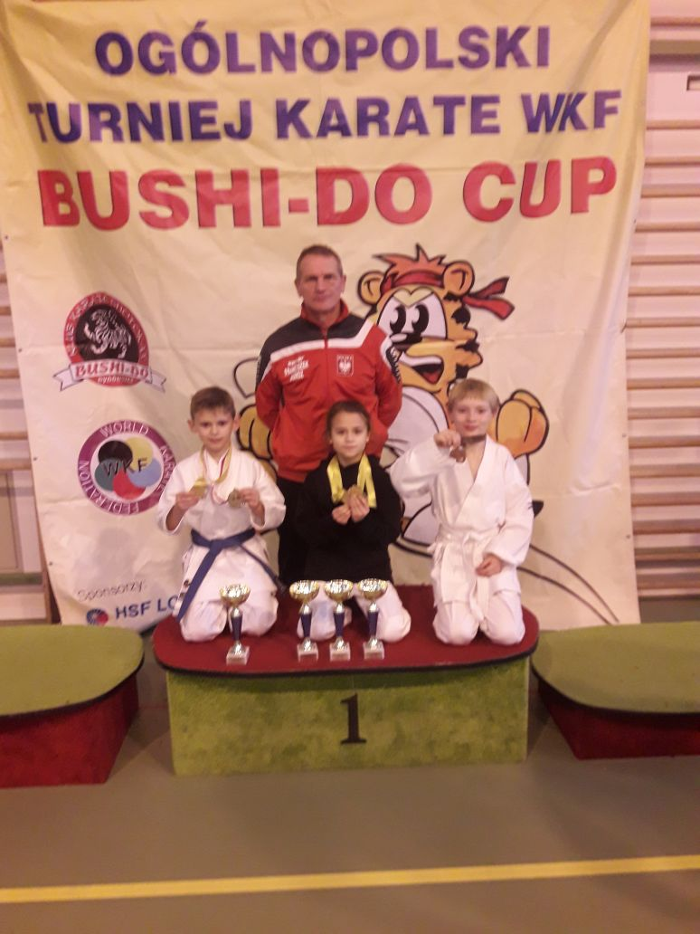 Karate BUSHI-DO CUP 2018 - Obrazek 1